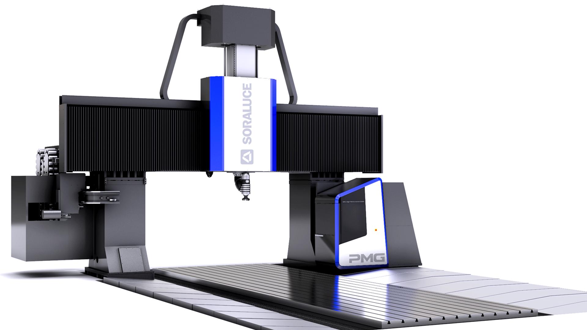 Sorlauce PMG Portal Machine