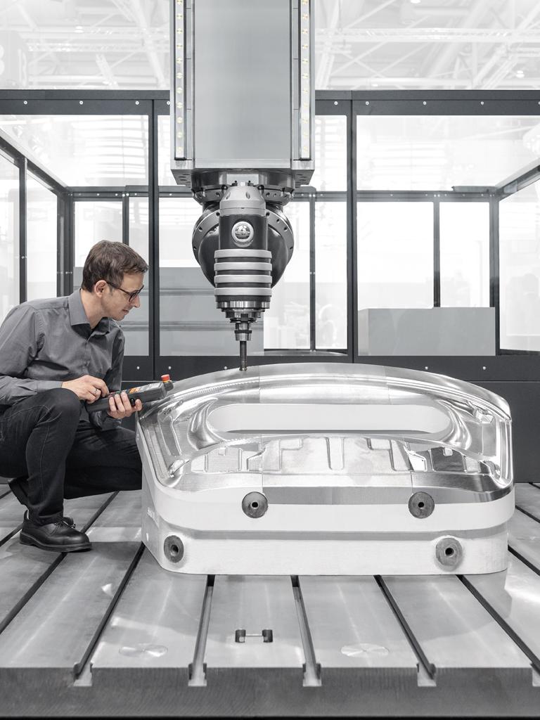 Soraluce PMG Portal milling boring machine